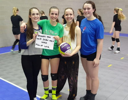 Perinatal_Mother's Day_Volleyball girls - 450 x 350