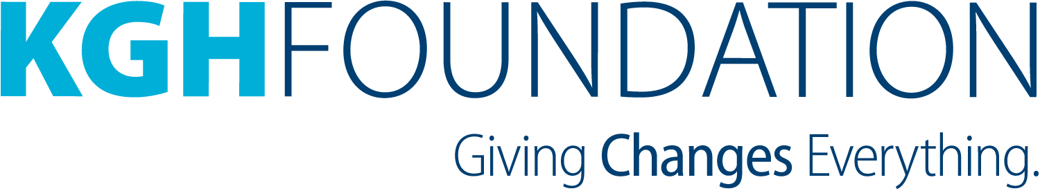 KGH Foundation Logo